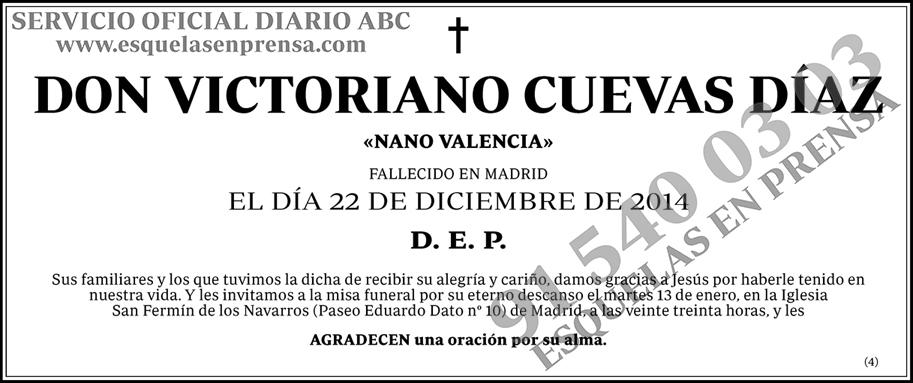 Victoriano Cuevas Díaz